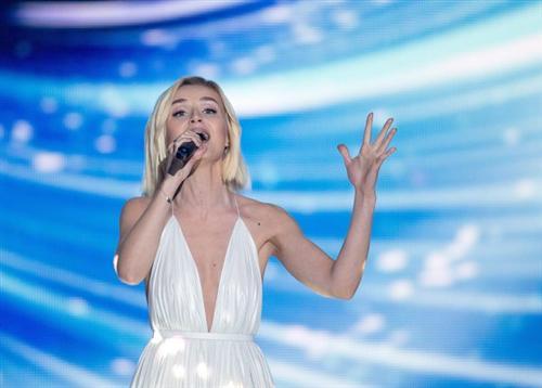 Выступление Полины Гагариной на конкурсе Евровидение-2015