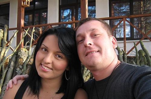 Рима Пенджиева и Даниил Диглер