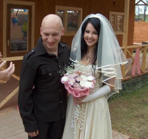 Рома Третьяков и Лена Беркова