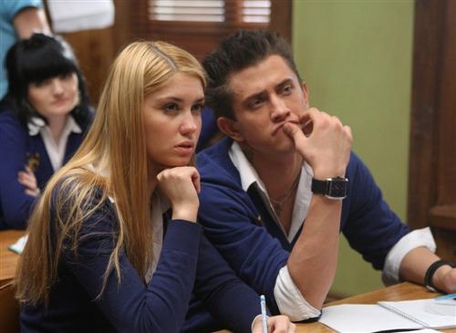 Агата Муцениеце (Даша Старкова) из Закрытой школы