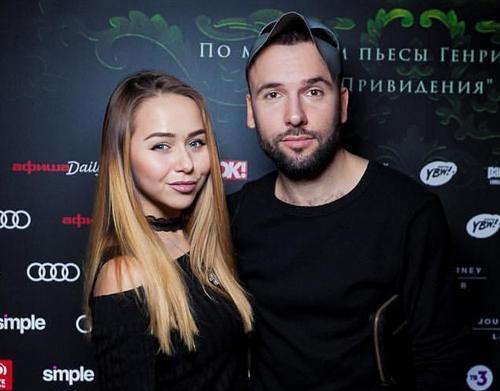 Александр Пташенчук и Анна Тинс