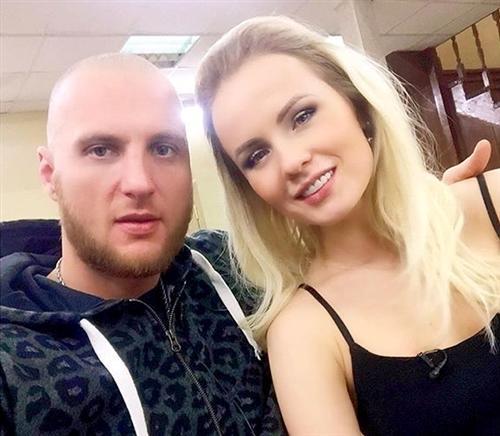 Александра Харитонова и Тимур Гарафутдинов