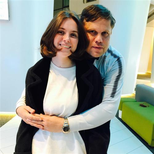 Александра Радимова дочь Владислава Радимова