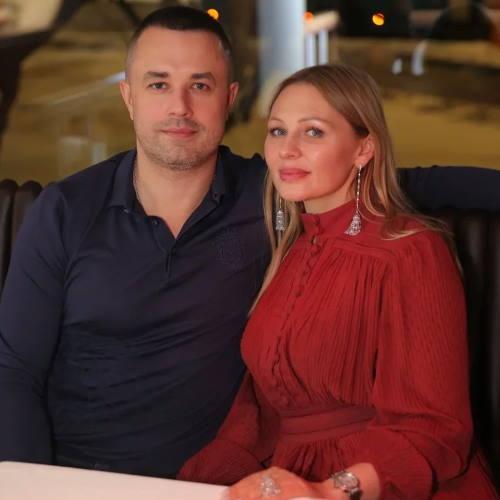Бизнесмен из Благовещенска Алексей Волков и его жена Вера Волкова