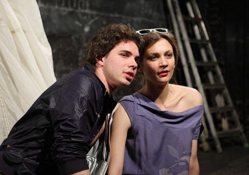 Алексей Литвиненко и Ирина Вилкова его бывшая жена