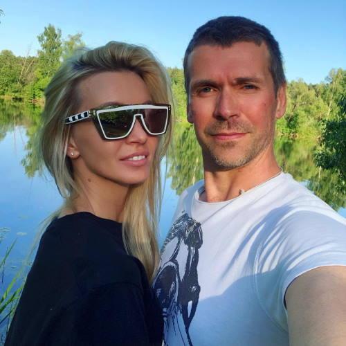 Алексей Осипов муж танцовщицы Екатерины Осиповой