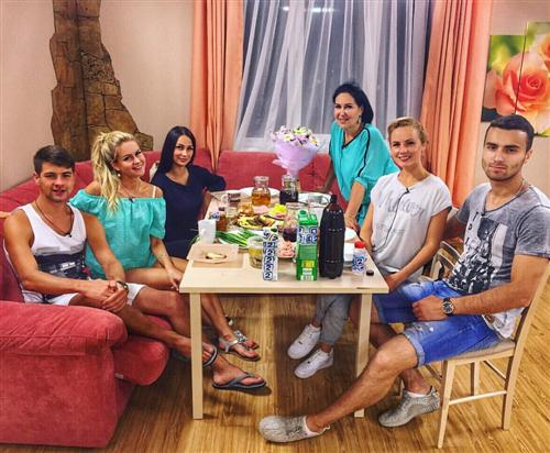 Альфред Джавадов на Доме-2