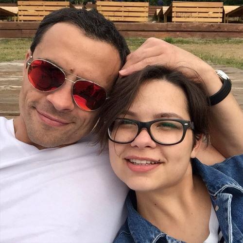 Анастасия Иванова дочь Дмитрия Иванова бывшего мужа Милявской