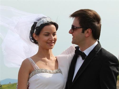Анастасия Матуа жена Зураба Матуа