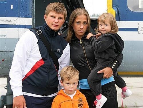 Андрей Аршавин и Юлия Барановская развелись