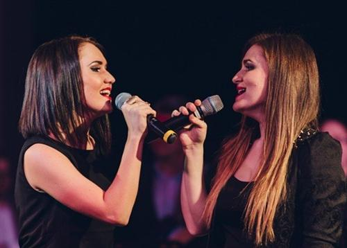 Сестры Джанелидзе Анеш и Эка