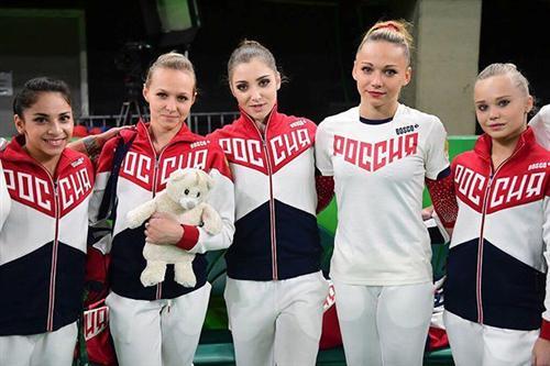 Ангелина Мельникова на Олимпиаде в Рио 2016