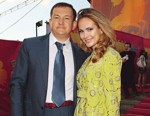 Анна Горшкова и Михаил Борщев