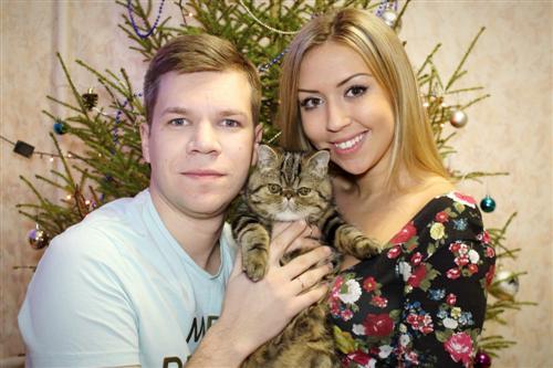 Анна Кадышева из Голоса и её муж Александр Мельников