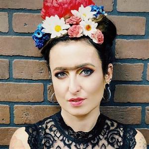 Анна Корженко - фото из Инстаграм