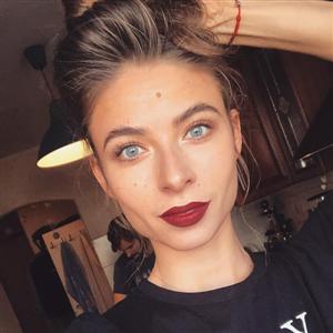 Анна Окунева - фото из Инстаграм