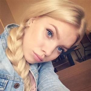 Антонина Нагорнюк - фото из Инстаграм
