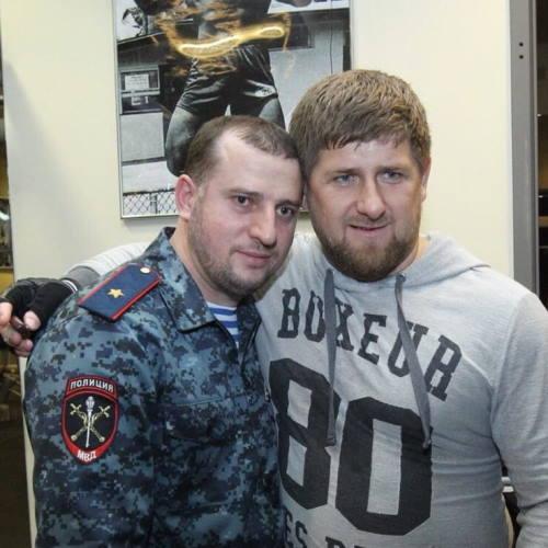 Апти Алаудинов и Рамзан Кадыров