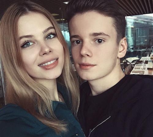 Арсений Шульгин и Анна Шеридан