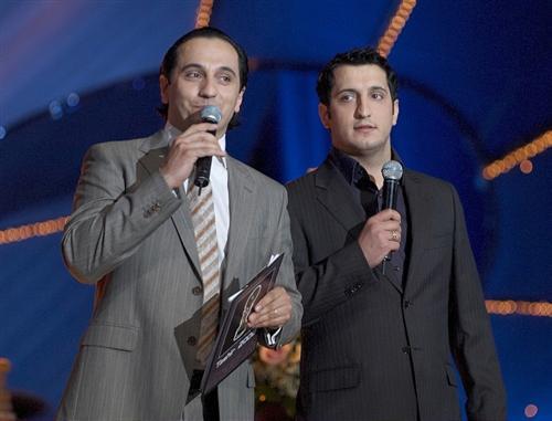 Ашот Кещян и Арарат Кещян братья