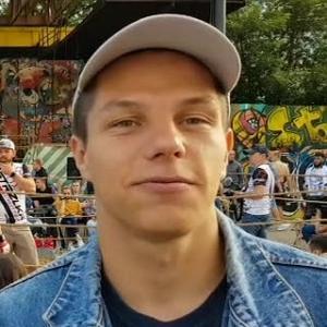 Данил Алеев (Регбист) - фото из Инстаграм
