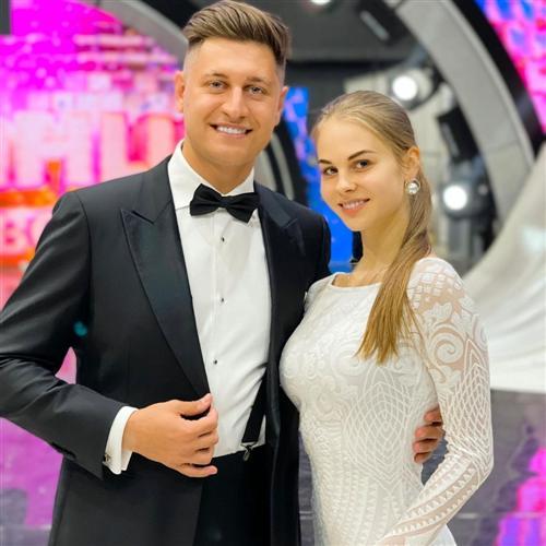 Дарья Палей и Дава (Танцы со звездами-12)