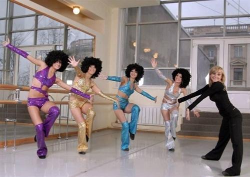 Школа танцев Дарьи Сагаловой