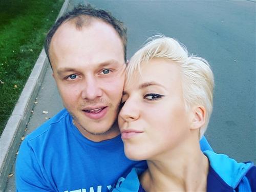 Даша Салей и Виктор Шустов