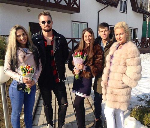 Дмитрий Гусаков в Доме-2