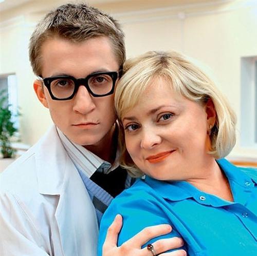 Дмитрий Шаракоис и Светлана Пермякова