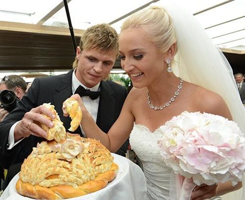 Свадьба Дмитрия Тарасова и Ольги Бузовой