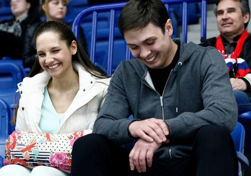 Егор Вадов и Мария Иващенко