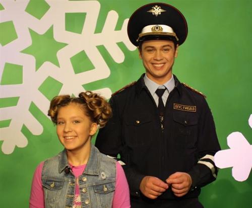 Егор Вадов и Алика Котова