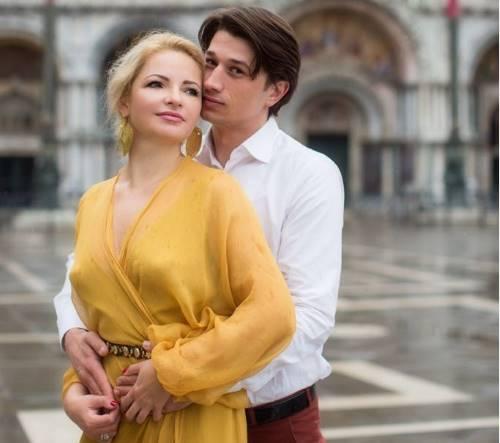Екатерина Солоцинская и Андрей Григорьев