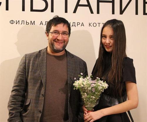 Елена Ан в фильме Испытание
