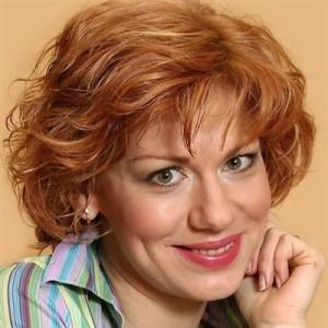 Елена Бирюкова - фото из Инстаграм