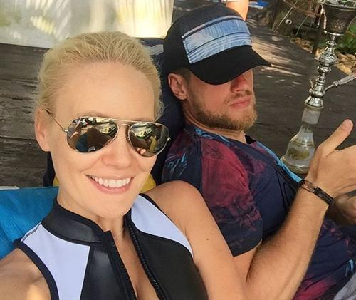 Елена Летучая и её мужчина