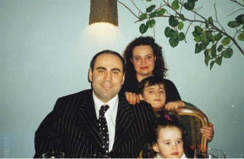 Елена Пригожина и Иосиф Пригожин