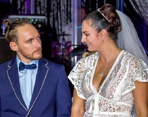 Елена Ваенга и Роман Садырбаев (свадьба)
