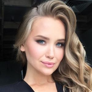 Елизавета Аниховская - фото из Инстаграм