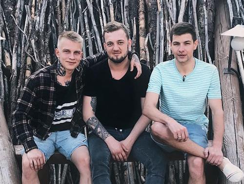 Евгений Маслов в Доме-2