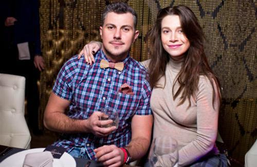 Евгения Дмитриева и Алексей Секирин