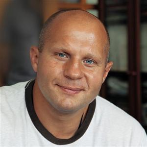Фёдор Емельяненко - фото из Инстаграм