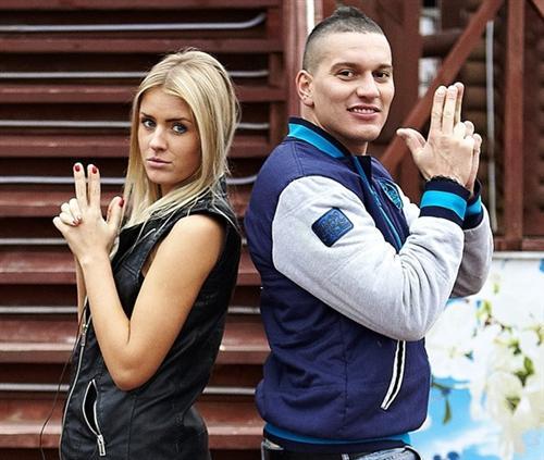 Габриэль и Кристина Лясковец