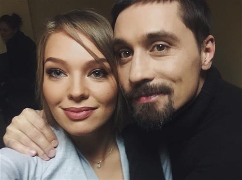 Гузель Хасанова из Ульяновска и Дима Билан