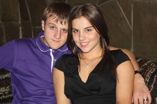 Илья Огурцов и его жена Ия Оганезова