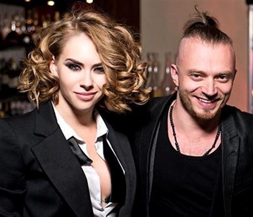 Игорь Рудник и Ульяна Пылаева