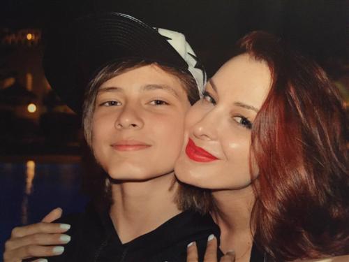 Ильдар Гайнутдинов и его мама