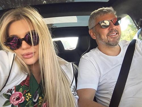Илона Котелюх и Николай Саркисов