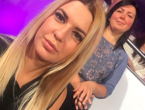 Мама Майи Донцовой Ирина Михайловна в Доме-2